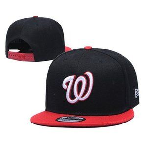Washington Nationals Snapback Hat Baseball Cap